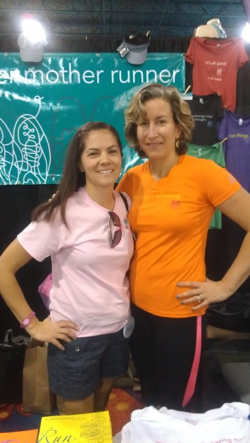 Sarah Bowen Shea co-author of Run and Train Like a Mother!